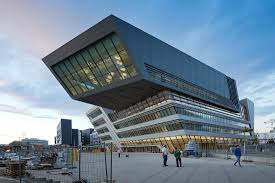 contemporary architecture. Contemporary Architecture In Vienna R