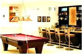 pool room decor billiard wall decorating ideas game accessories