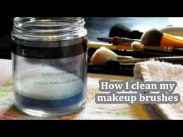 how to clean makeup brushes fast easy and affordable