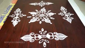 Said Design Muggulu Big Rangoli Muggulu Designs Without Dots Kolangal