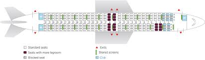 Air Transat 737 800 Seating Chart Air Transat Fleet Boeing 737 800 Details And Pictures
