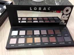 2016 new lorac pro palette 2 eyeshadow eyeshadow powder eyeshadow blush makeup cosmetic palette eye shadow palette best makeup eyebrow makeup from cathy2017