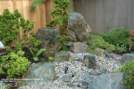Small Picture Small Rock Garden Ideas Garden Design Ideas