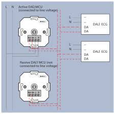 dali dimming wiring diagram dali image wiring diagram mcu product knowledge osram on dali dimming wiring diagram