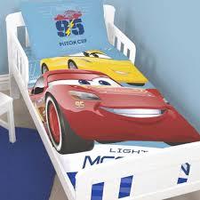 disney cars 3 toddler bedding lightning
