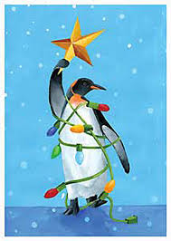 Penguin Christmas Cards | Penguin Place Post