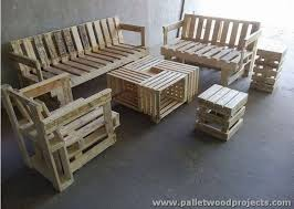 pallet furniture projects. Creative Diy Pallet Furniture Project Ideas 14 Projects C