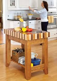 Butcher Block Kitchen Island Simple Kitchen Island Butcher Block Wonderful Kitchen Design