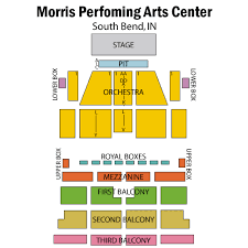 Morris Civic Auditorium Seating Chart Tickets The Lion King South Bend In At Ticketmaster