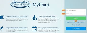Henry Ford Hospital My Chart Henry Ford Mychart Login At Mychart Hfhs Org Betruebrandyou
