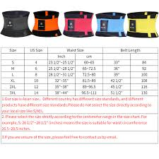 Us 11 66 23 Off Fitness Belt Xtreme Power Thermo Body Shaper Waist Trainer Trimmer Corset Waist Belt Cincher Wrap Workout Shapewear Slimming In