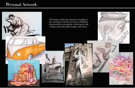 Artistic Skills Magnificent Artistic Skills Portfolio