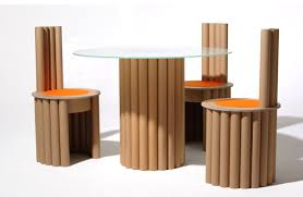 ... Shining Design Furniture From Recycled Materials Disposable Office Furniture  Recycled Material By PUSH ...