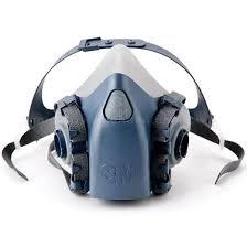 Half Mask Respirator Size Chart 3m 7500 Series Half Face Respirator 7501 7502 7503 Jon Don