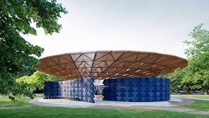 What is a pavilion Architecture The Serpentine Pavilion Designed By Architect Diébédo Francis Kéré And Opened On 23rd June Is Inspired By Large Tree Which Becomes Meeting Point And The Pavilion Apartments The Serpentine Pavilion By Diebedo Francis Kere Opens Floornature