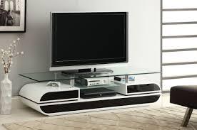 furniture of america glenn contemporary tv consolestand inch