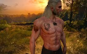 Witcher 3 Wild Hunt татуировка трисс файлы патч демо Demo