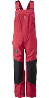 Henri Lloyd Womens Elite Offshore 2 0 Hi Fit Trousers New Red Y10175