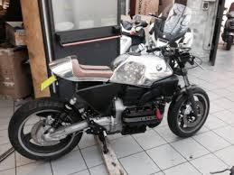 bmw k100 lt cafe racer motorcycle for sale