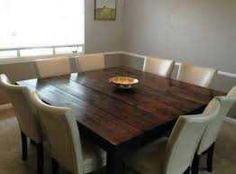 dining room outstanding appalling dining room table square exterior 10 superb square within square dining table for 10 por cabinet re facing revit