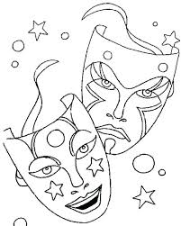 Best Carnival Coloring Page X5274 Ordinary Carnival Themed Coloring