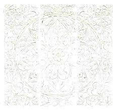 white carved wall decor pier 1 whitewashed wood uk