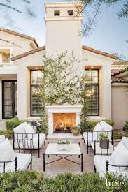best 25 terranean outdoor fireplaces ideas on and inside outside fireplace