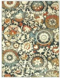 and rugs unique images or the area allen roth bestla brown indoor outdoor distressed rug reviews