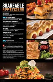 dave buster s menu rogers 2