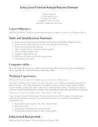 Examples Of Good Objectives For Resumes Technical Resume Objective ...