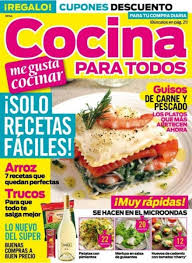 Revoluciones On PinterestMe Gusta Cocinar Revista
