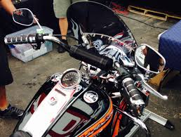 sound system for bar. mudhsb-b motorcycle bluetooth sound bar installed on road king system for