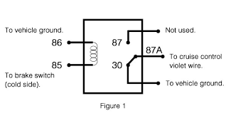 relay wiring diagram 87a wiring diagrams bosch 12v relay wiring diagram image about