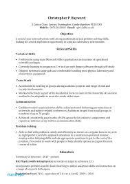 Soft Skills For Resume Soft Skills Cv Example Yeniscale Resume
