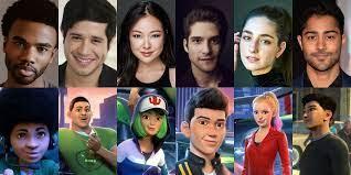 Fast & Furious Spy Racers: Voice Cast ...