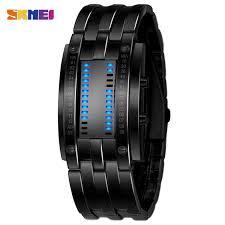China <b>Skmei Fashion Creative Sport</b> Watch Men LED Display ...