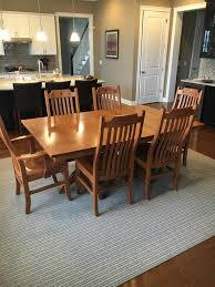 upscale dining room furniture. Amish Originals Mission Style Dining Table And Chairs | Upscale Resale Furnishings Of Gahanna Room Furniture L