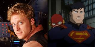 Image result for DAVID KAYEas superman