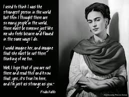 Frida Quotes Gorgeous Beauty And Pain Tellingheavysecrets
