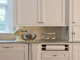 Kitchen Towel Rack Kitchen Cool Kitchen Organizer With Under Cabinet Paper Towel