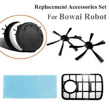 Replacement Robot Vacuum Cleaner Parts Suitable for Bowai ...