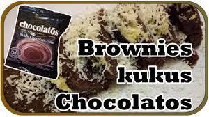 Kukus selama 25 menit kemudian cek kematangan dengan menusukkan lidi. Resep Brownies Kukus Chocolatos Praktis Tanpa Mixer Mari Makan Cuy