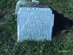 Lucinda Morton McKenzie (1821-1894) - Find A Grave Memorial
