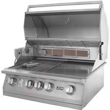 B And Q Kitchen Appliances Lion Resort Q 7 Piece Bbq Island With Lion L75000 32 Inch Natural