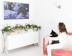 sydne style reviews samsung the frame tv for best picture quality