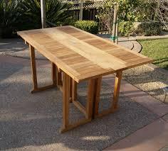rectangular drop leaf table