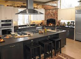 Bringing A Commercial Style Kitchen Home Best Gourmet Kitchen Design Style