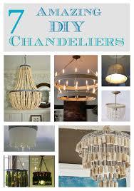 amazing diy chandeliers nest of bliss on moroccan lantern chandelier diy contemporary chandeliers plu