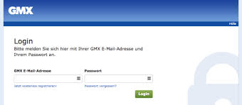 E mail adresse gmx
