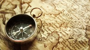 обои рисование старый фотография карта винтаж компас